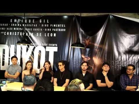 Dukot cast -- presscon