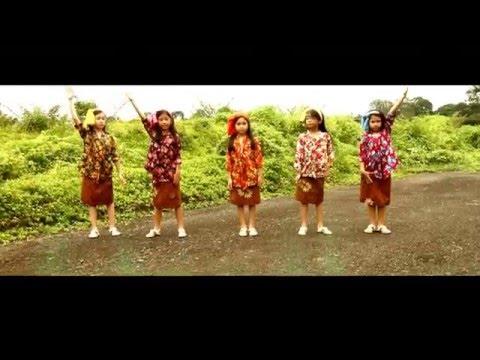 Lovely Kids - Menanam Jagung (Official Video)