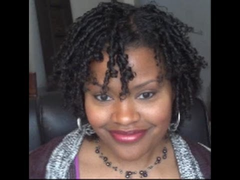 Coil Natural Hair Styles Classy Natural Hair Styles Finger Coil Out Results Tutorial Pt2 For .
