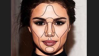 Do you like selena better before or after she is edited to fit the photoshopsurgeon perfection mask? want your photo edited? check out: http://www.photoshops...