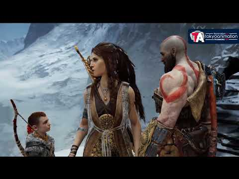[ tkanimationpro ] Capitulo 3  - God of War Analisis