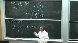 13. ODE-IVP and Numerical Integration 1