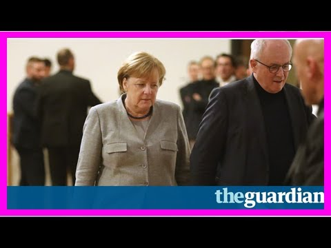 News-German Alliance talks collapsed after deadlock on moving and energy