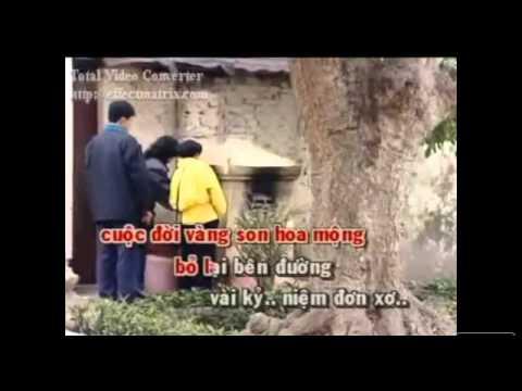 KARAOKE    MÁU NHUỘM SÂN CHÙA    thiếu giọng nam