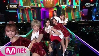 Video [2016 MAMA] TWICE - CHEER UP + TT download MP3, 3GP, MP4, WEBM, AVI, FLV Juli 2017