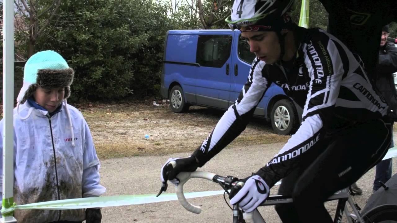 Fontana Marco Aurelio Campione Italiano Ciclocross 2013 intervista ...