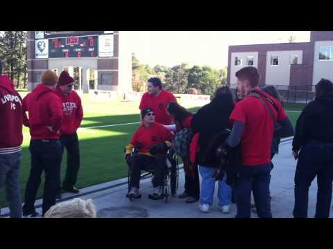 John Marinkovich Maverick Soccer Scholarship announcement