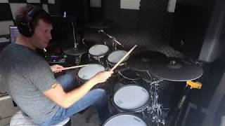 Andy Frost Drums on Toto's 'Africa'