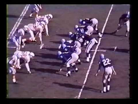 1961 10 07 Toronto Argonauts vs Montreal Alouettes