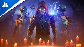 Destiny 2: Season of Arrivals | Festival of the Lost Gameplay Trailer | PS4