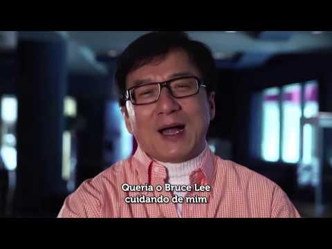 Jackie Chan sobre o dia que quase foi nocauteado por Bruce Lee ...