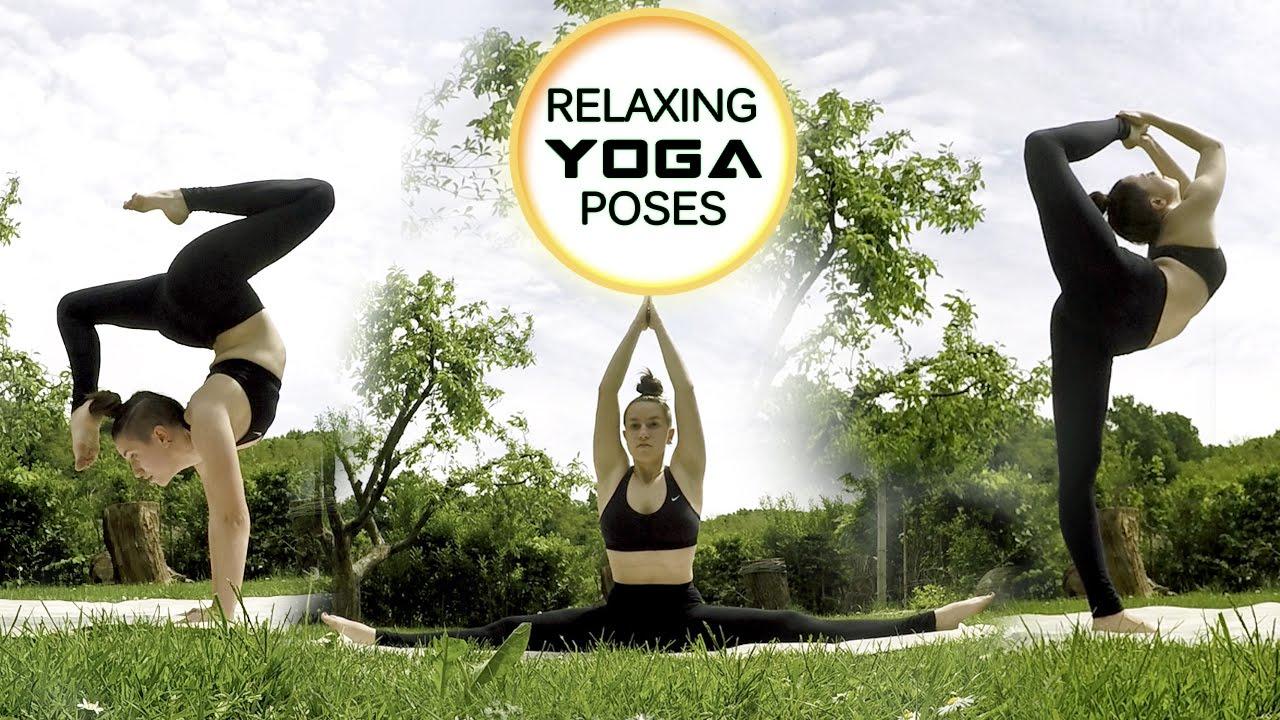 Croatia Yoga Challenge 100 Yoga Poses Flexibility