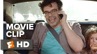 People Places Things Movie CLIP - Late (2015) - Jemaine Clement, Regina Hall Movie HD