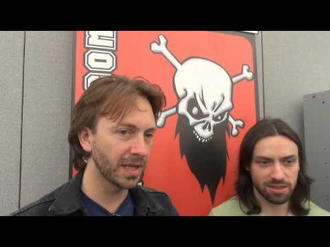 The Answer Interview Download Festival 2014