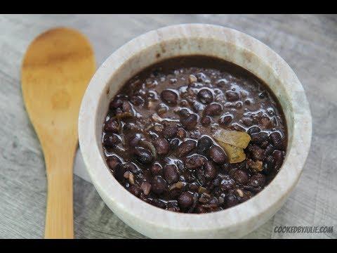 15-Minute Cuban Black Beans ep 410