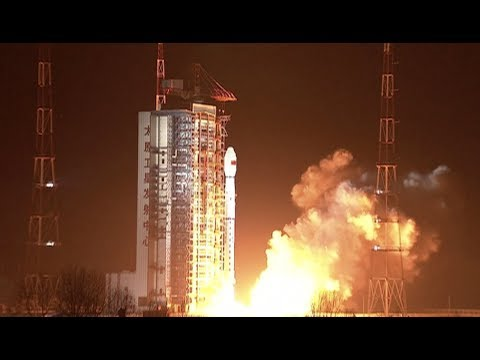 China Launches Fengyun-3D Meteorological Satellite