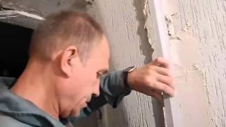 Выравнивание стен гипсовой штукатуркой по маякам(Видео инструкция, как выравнивать стены гипсовой смесью по маякам Подробнее http://remokey.ru/remont-i-otdelka/steny/23-osnovnye-spo..., 2015-10-14T22:58:33.000Z)