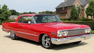 1963 Chverolet Impala For Sale