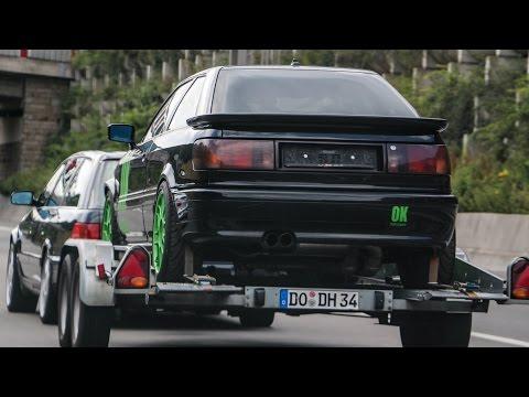 OK-Chiptuning - Audi 80 S2 5 Zylinder Turbo | Lack? hatta!