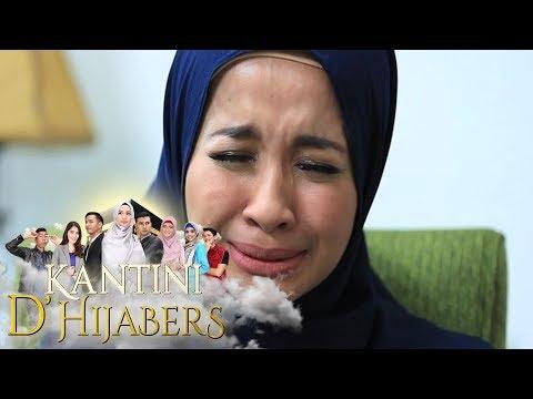 Tidak Ingin Diduakan , Kantini Menangis Dalam Doa - Kantini D'Hijabers Episode 16