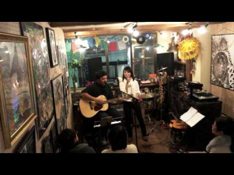 """Rick Karnadi feat Asti Asha- """"Put Your Records On"""" (Cover). Live at SUBstore Tokyo"""
