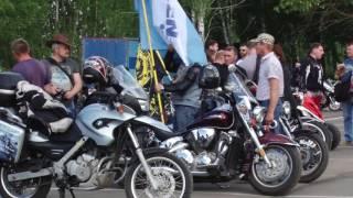В Кемерове стартовал 11-й байкфест ''Полный газ''