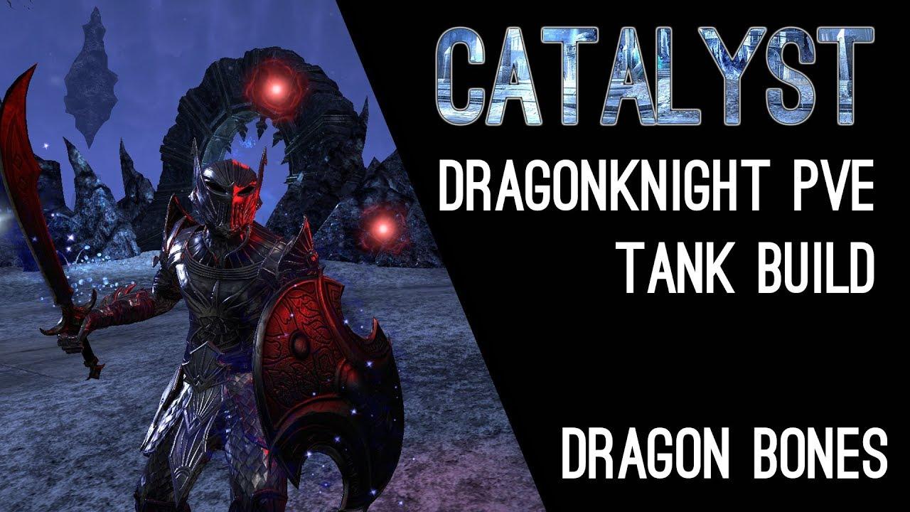 Dragonknight Tank Build PvE