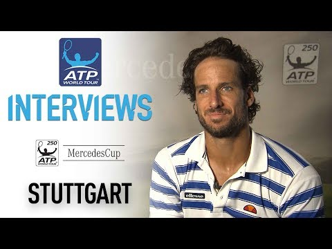 Lopez Reflects On Berdych Win At Stuttgart 2017