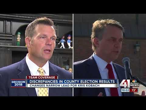 Wyandotte County explains discrepancies in primary for KS gov.