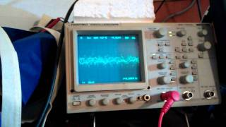 testing eab e501 mic preamp