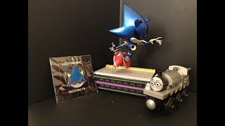 Loot Crate Metal Sonic Statue REVIEW!!!