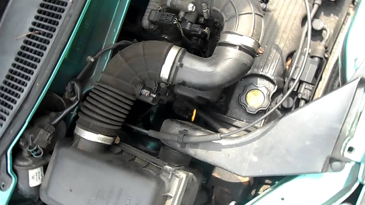suzuki wagon r 1 3 petrol 2001 engine video