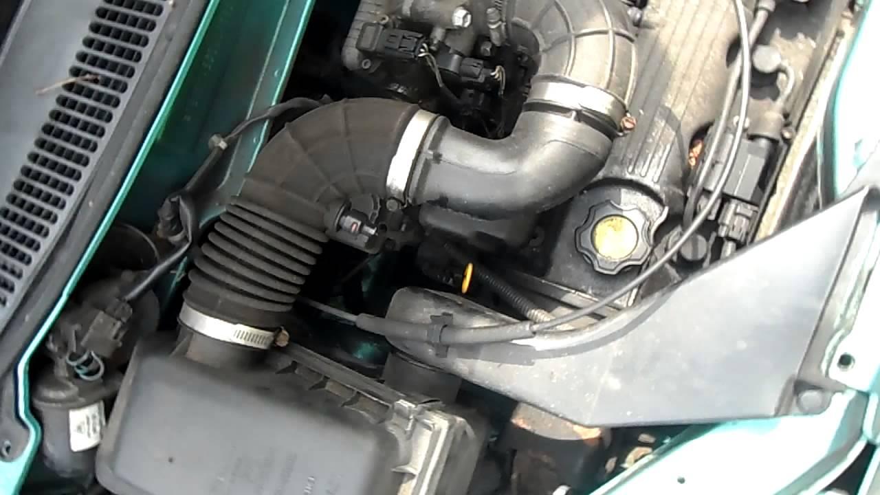 SUZUKI WAGON R 1 3 PETROL 2001 ENGINE VIDEO  YouTube