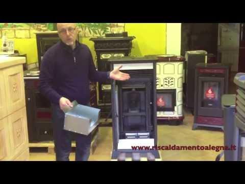 Le regolazione della fiamma modulazione aria comburente for Menu segreto palazzetti
