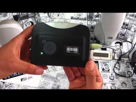 convertidor de cassete a mp3