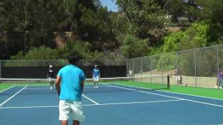 07 25 2010 Hitting with Bryan Brothers 2 of 6