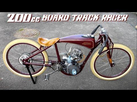 Petrograd 200 Board Track Racer Replica 200cc