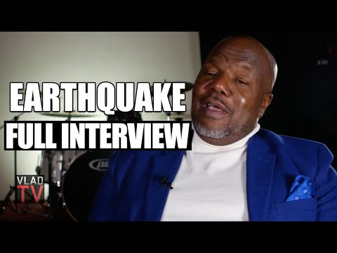 Earthquake on Dropping Nuclear Bomb, Kaepernick, Whitney Houston, Michael Jackson (Full Interview)