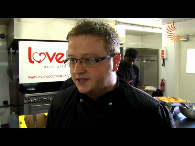 Love food Johnny Wardale