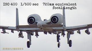 Sony HX99 Pocket Cam Test and Aviation Video 9Jan19