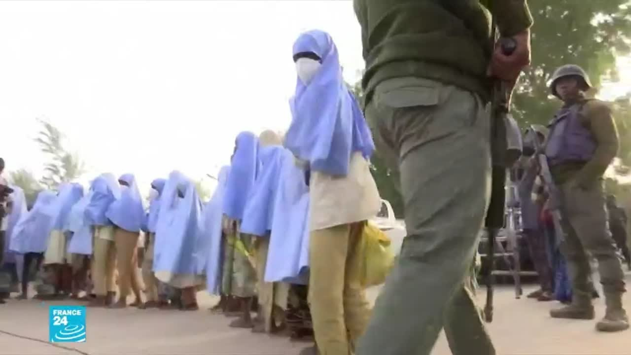 نيجيريا: الإفراج عن أكثر من 250 تلميذة خطفهن مسلحون في شمال غرب البلاد  - نشر قبل 23 دقيقة