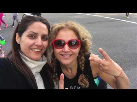 Anamaria Ferentz - LA MARATHON 2018