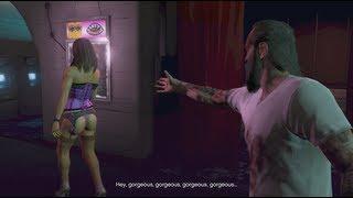 GTA V - Trevor Owns A Strip Club - Gameplay/Walkthrough - Full Gameplay Video GTA V