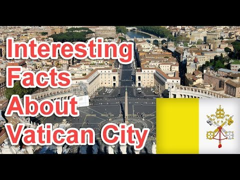 10 Interesting Facts About Vatican City