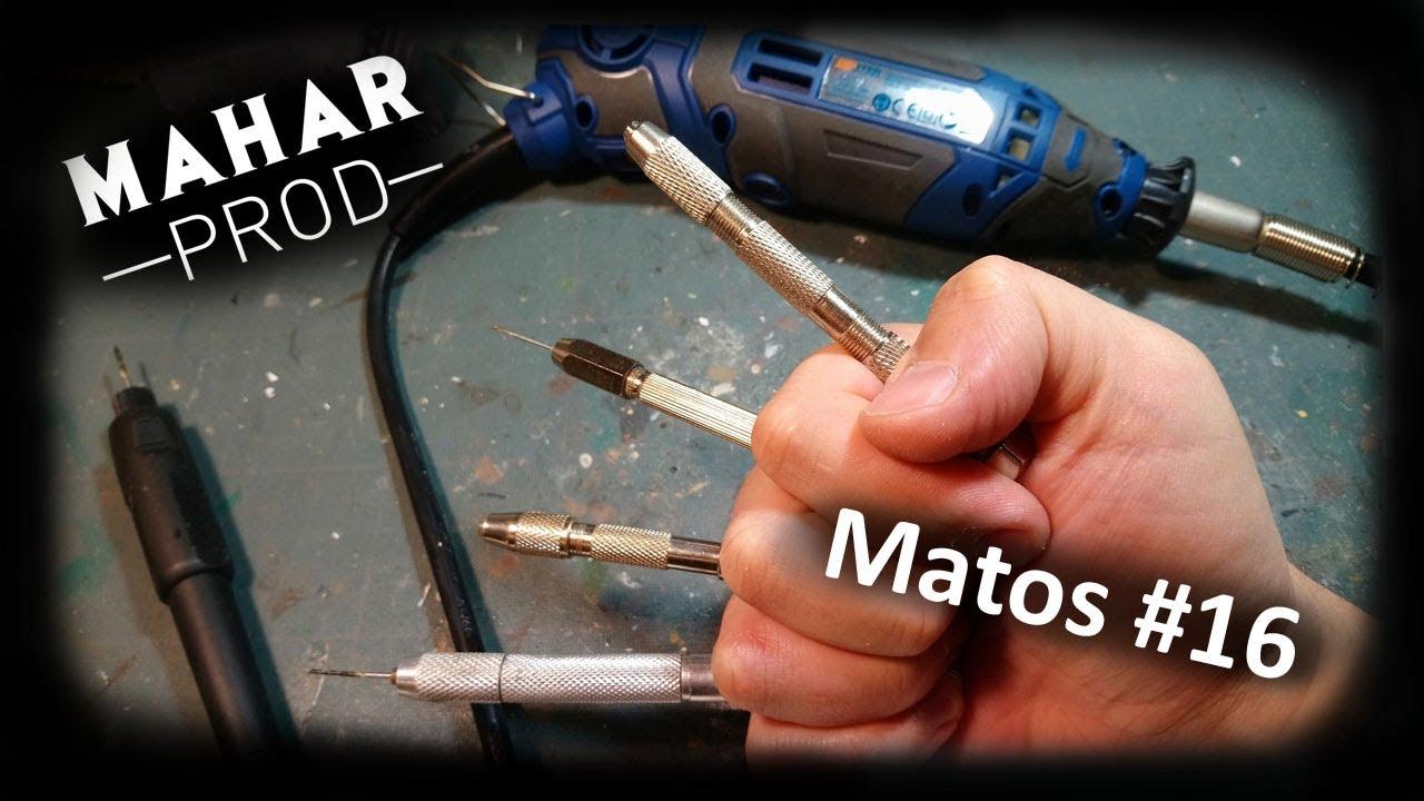 Test Materiel 16 Perceuses Nouveau Materiel