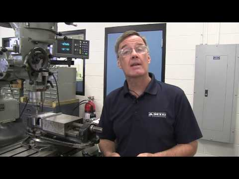 Nashua Community College Precision Manufacturing: Edge Finding