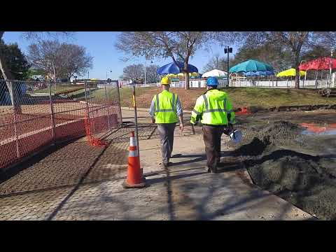 Carolina Harbor Construction Tour December 2015