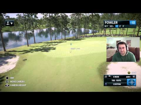 EA Sports Rory Mcllroy PGA Tour | Daily Tournament | With Facecam