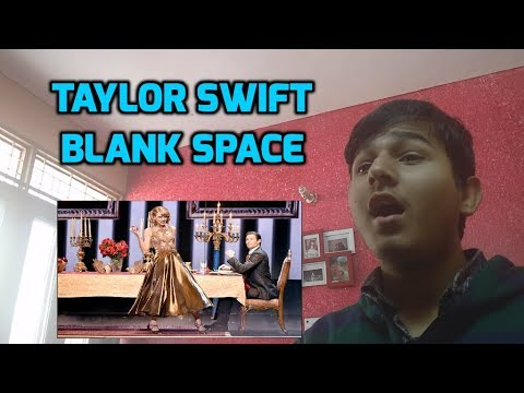 Taylor Swift - Blank Space ( Live At The American Music Awards)| Reaction