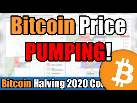 BREAKING: Bitcoin Price PUMPING In 2020 As We Countdown To The 2020 Bitcoin Halving [EXCITING]